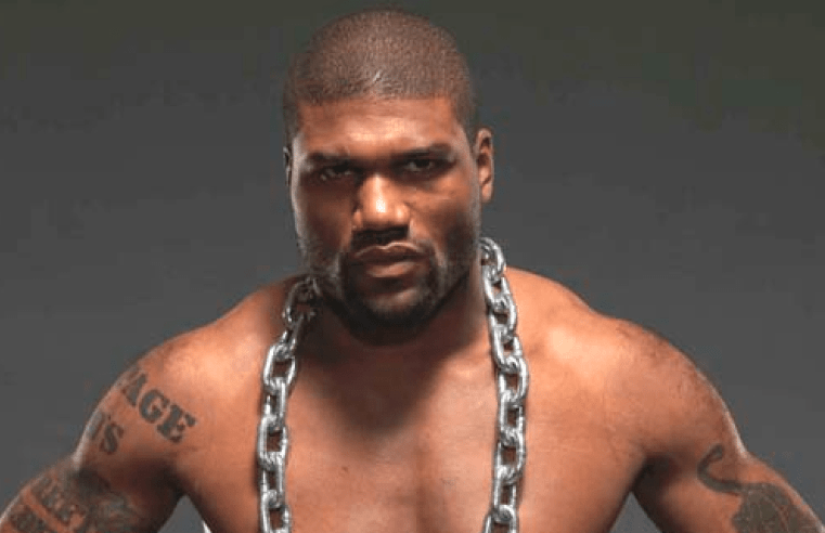 'Rampage' Jackson Willing To Box Anyone, Apart From One Man