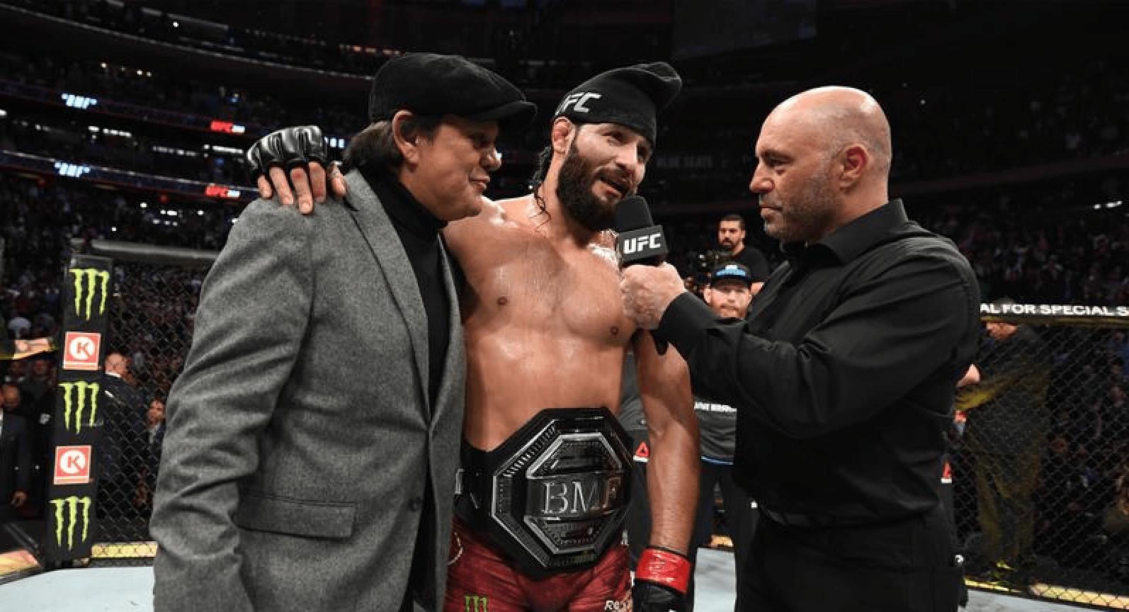 UFC 244 Post Fight Videos