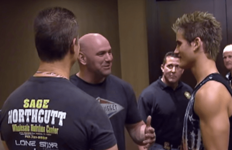 Sage Northcutt Is Confused By Dana White's 'Retire' Comments