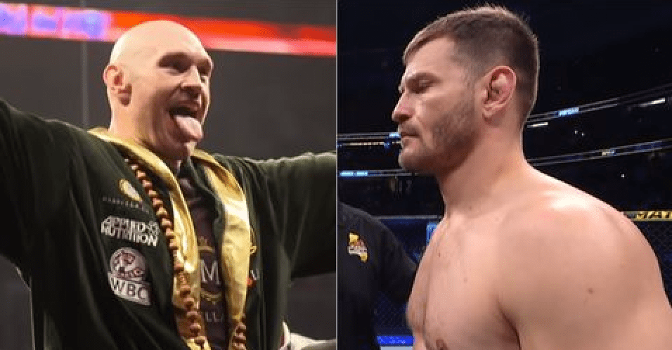 UFC: Fury Accepts Miocic Call Out, While His Dad Calls Out Dana