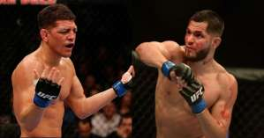 UFC Nick Diaz, Jorge Masvidal