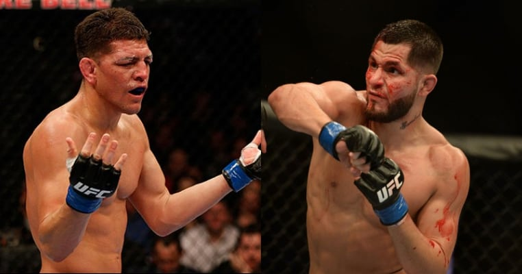 UFC – Jorge Masvidal On Nick Diaz: I Know We're Going To Have A Fight