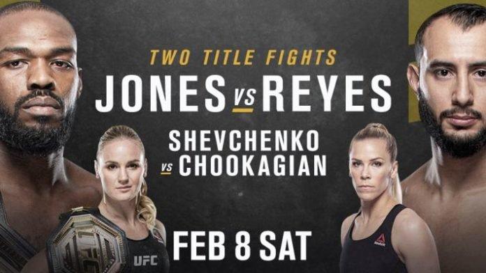 UFC 247 Pre-Fight Videos