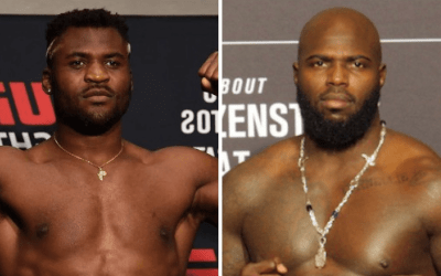 Francis Ngannou & Jairzinho Rozenstruik Both Agree To Fight At UFC 249