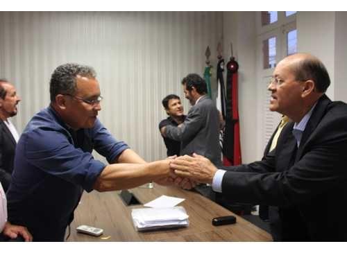 Bergson Formiga é reeleito presidente da APMP