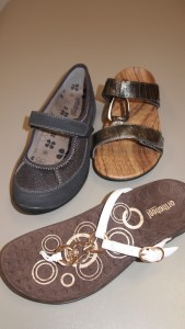 Orthaheel Shoes and Sandals Provide Supportive Soles to Protect Your Feet