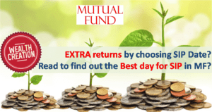 Best day for SIP in Mutual Funds