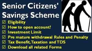 Senior Citizens' Savings Scheme
