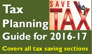 Tax Planning Guide for FY2016-17