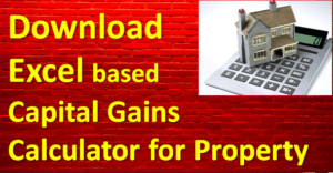 Capital Gains Calculator for Property