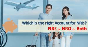 NRE Vs NRO Account for NRI