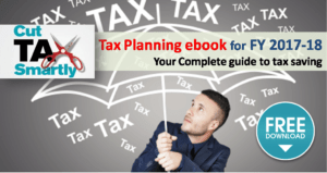 Tax Planning ebook for FY 2017-18