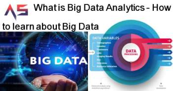 What is Big Data Analytics - How to learn about Big Data