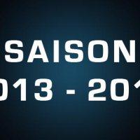 Inscriptions saison 2013/2014