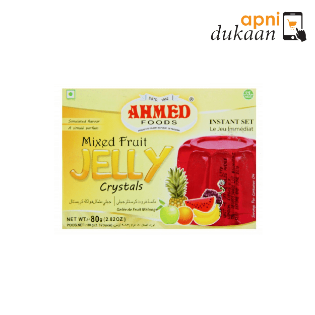 Ahmed Mixed Fruit Jelly 85G