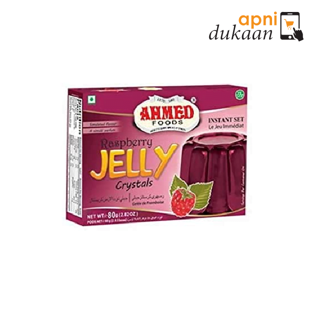 Ahmed Raspberry Jelly 85G