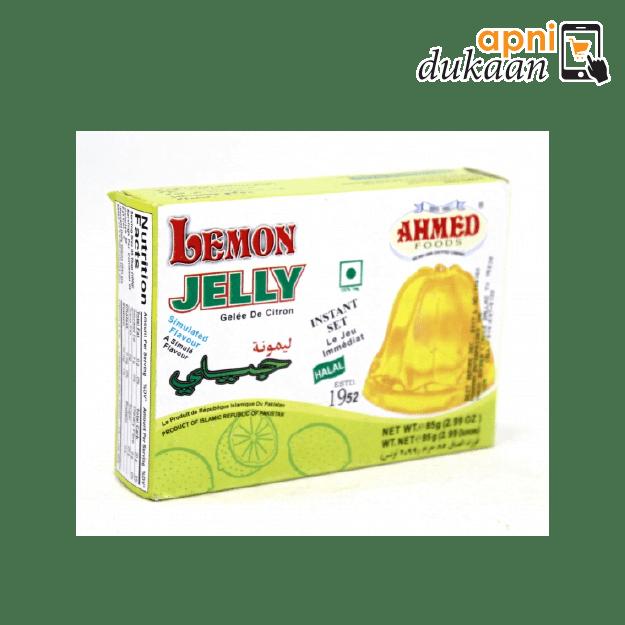Ahmed Lemon Jelly 85G