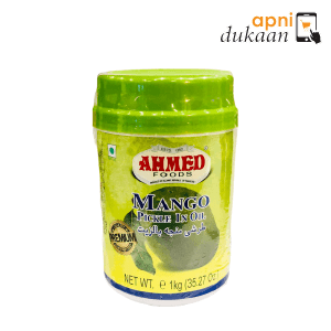 Ahmed Mango Pickle in oil 1 Kg
