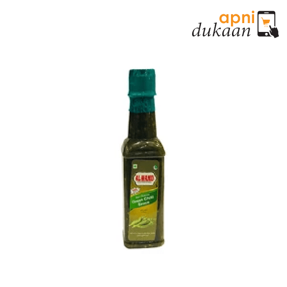 Al Hamd Green Chilli Sauce 330gm