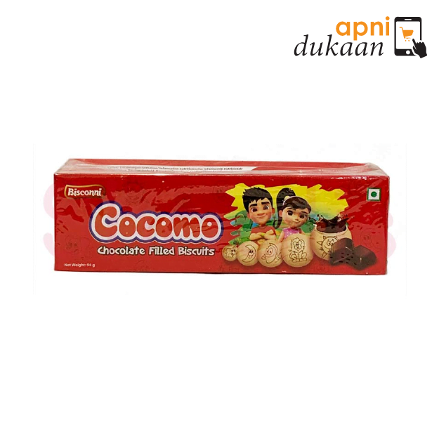 Bisconni Cocomo Biscuits – Chocolate (94g)