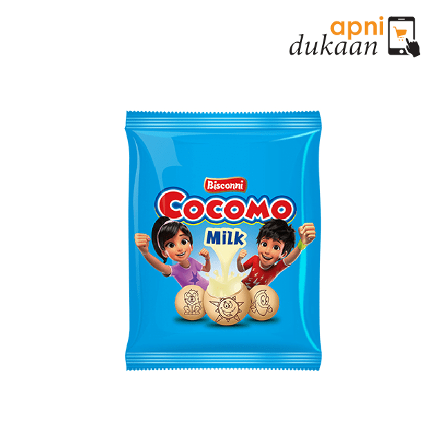 Bisconni Cocomo Biscuits – Milk (94g)