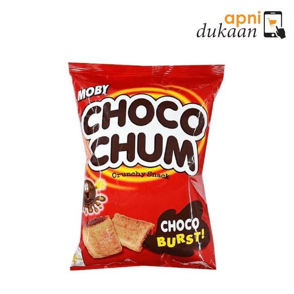 Choco Chum Choclate filled Cookies 132gm
