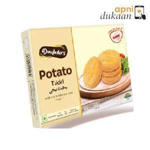 Dawn Aloo Tikki – Potato Cutlet 500g (10 pcs)