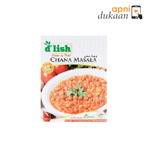 Dlish Chana Masala (Veg) 300 gm