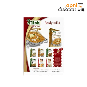 Dlish Chicken White Karahi (Meat )300 gm
