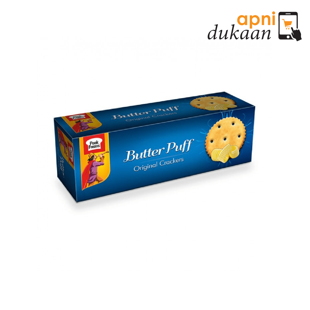 EBM Butter Puff Biscuits