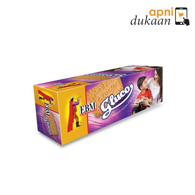 EBM Gluco Biscuits