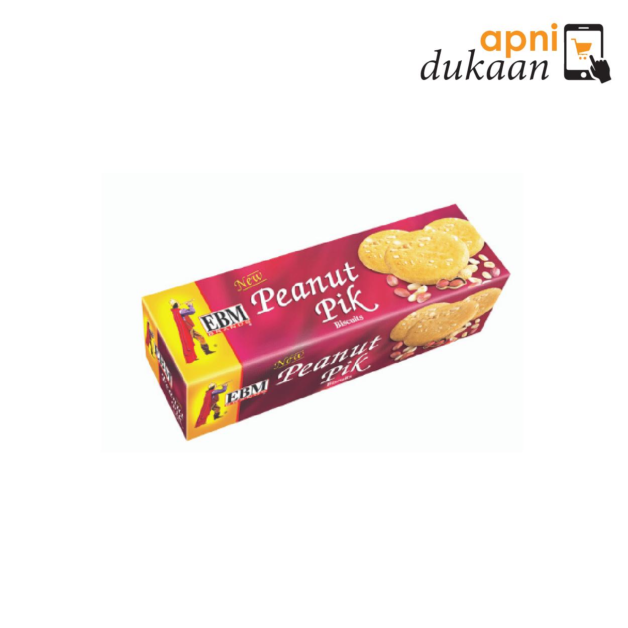 EBM Peanut Pik Biscuits