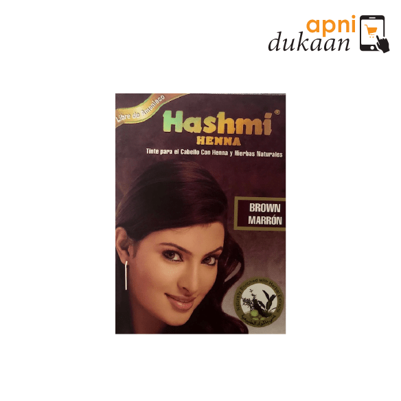 Hashmi henna Brown 10gm – 6 sachets