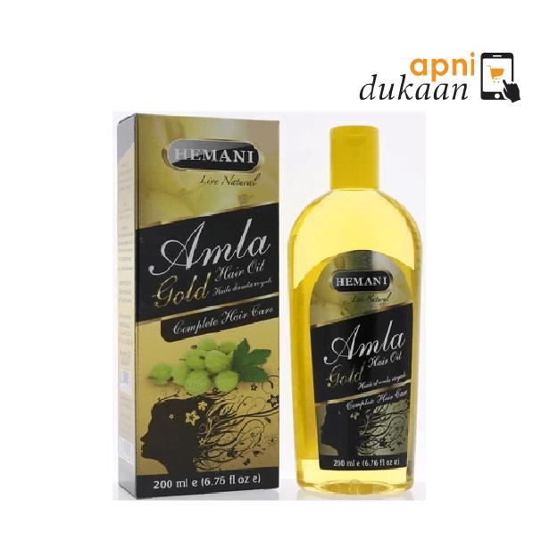 Hemani Amla Gold Hair Oil