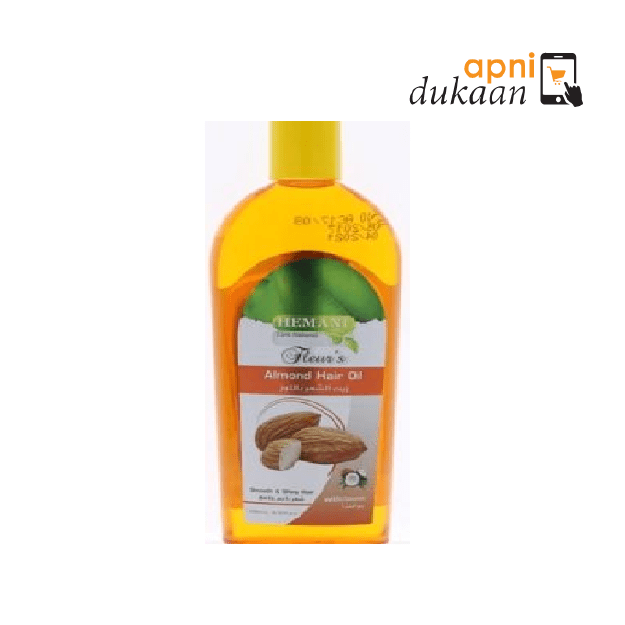 Hemani Hair Almond Oil 200ml