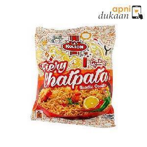 Kolson Chatpata Noodles (65g) x 4