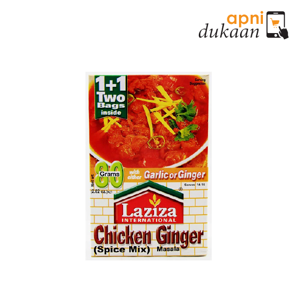 Laziza Chicken Ginger masala 100 gm