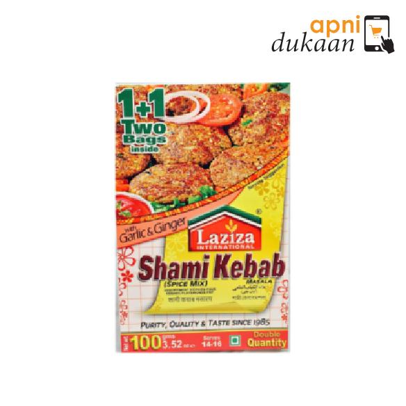 Laziza Shami Kebab Masala 100 gm