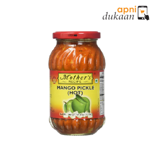 Mothers Mango Pickle (Hot) 500gm