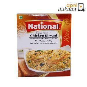 National Chicken Biryani – Twin Pack