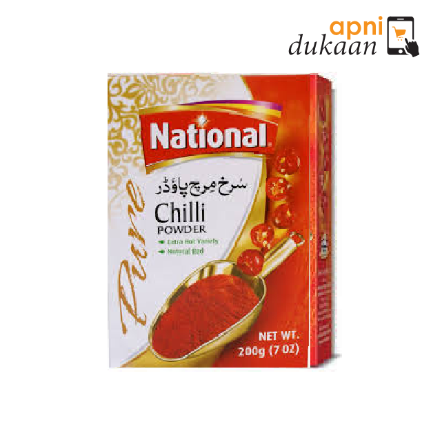 National Chilli Powder 400G