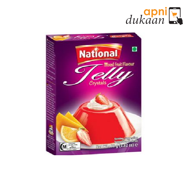 National Jelly Mix Fruit