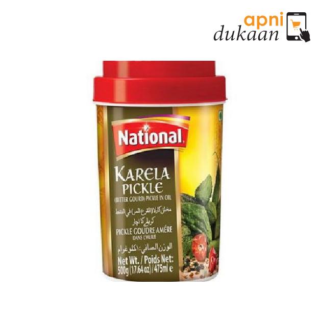 National Karela Pickle 1Kg