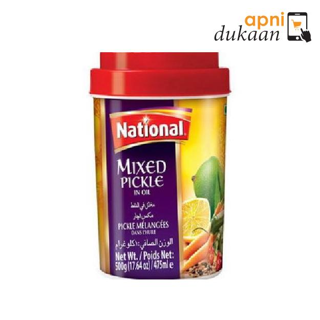 National Mix Pickle 1Kg