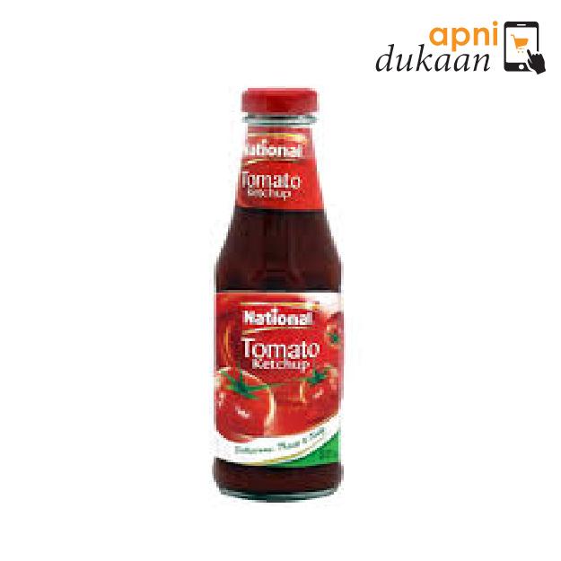 National Tomato Ketchup 300g