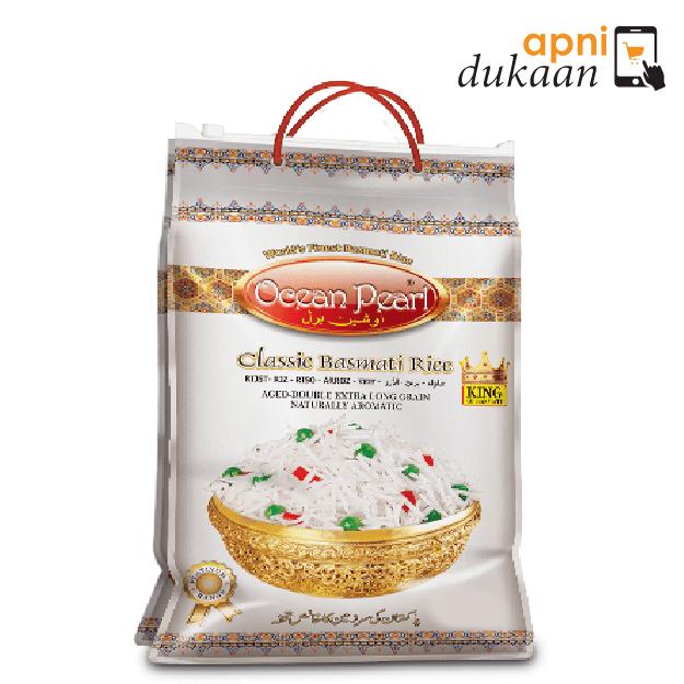 Ocean Pearl Classic Basmati Rice  5Kg
