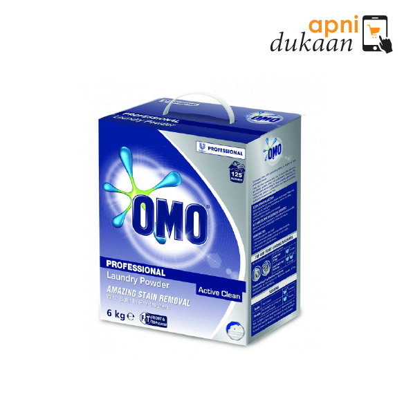OMO professional laundry Powder 6 kg