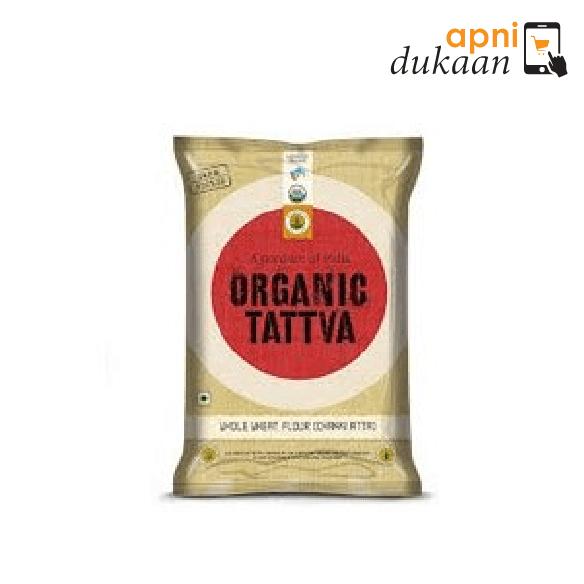 Organic Tattva Organic Wheat Flour 10kg