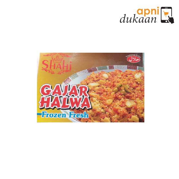 Shahi Gajar Halwa – Frozen Fresh