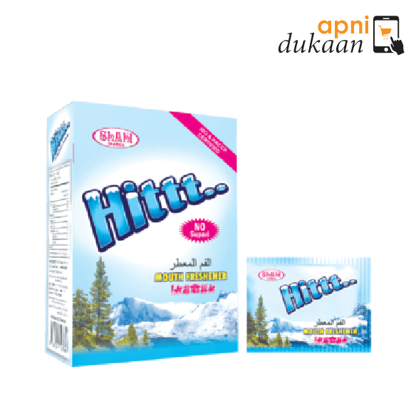 Shahi Hitti Mouth Freshner 120gm48pcs